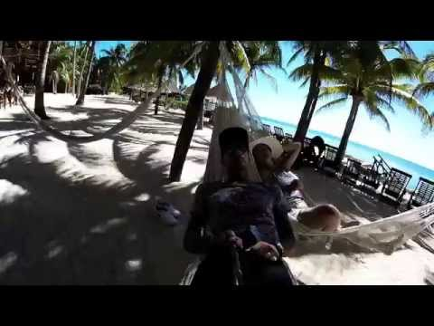 """Go Pro HERO  Cancún, Mexico trip. """"Don´t worry, be happy"""" HD"""