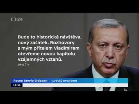 ČT24 [Interview] americký reportér Seymour Hersh