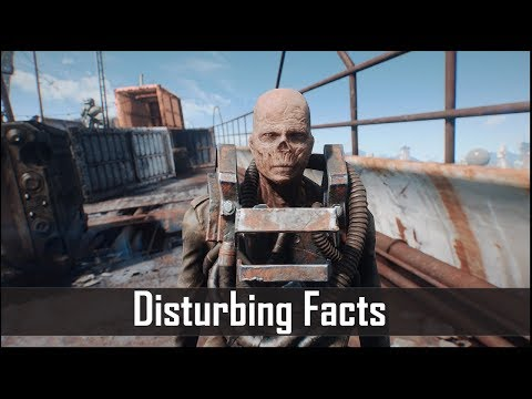 Fallout 4: 5 Hidden and Unsettling Facts You may Have Missed in The Commonwealth