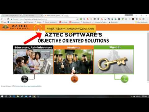 Intro to Aztec Software (Student)