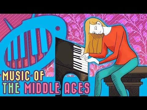 Music Of The Middle Ages (A Brief History)