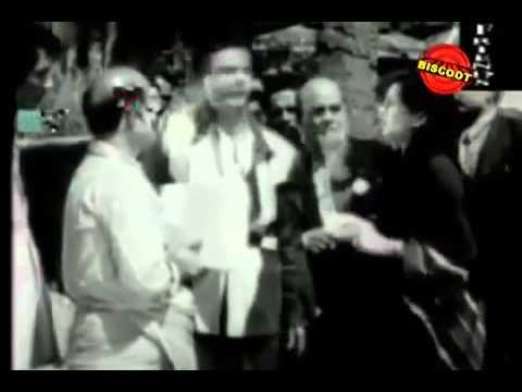 Johnny Walker speaking like 'Madrasi' in Johnny Walker 1957