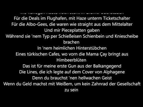 Kollegah - Nebel Lyrics HD