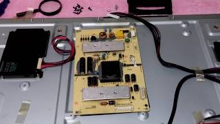 TV LED (LCD) SIN IMAGEN... SOLUCIONADO !!!