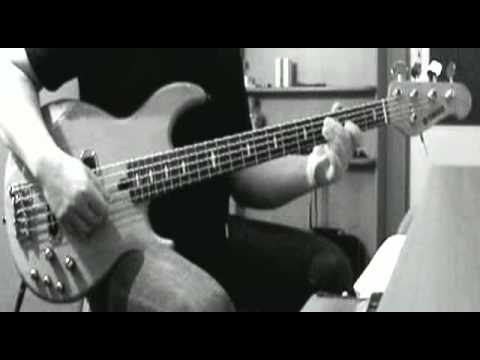 Ring Of Fire - Johnny Cash - Bass Cover