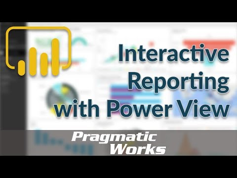 Interactive Reporting with Power View