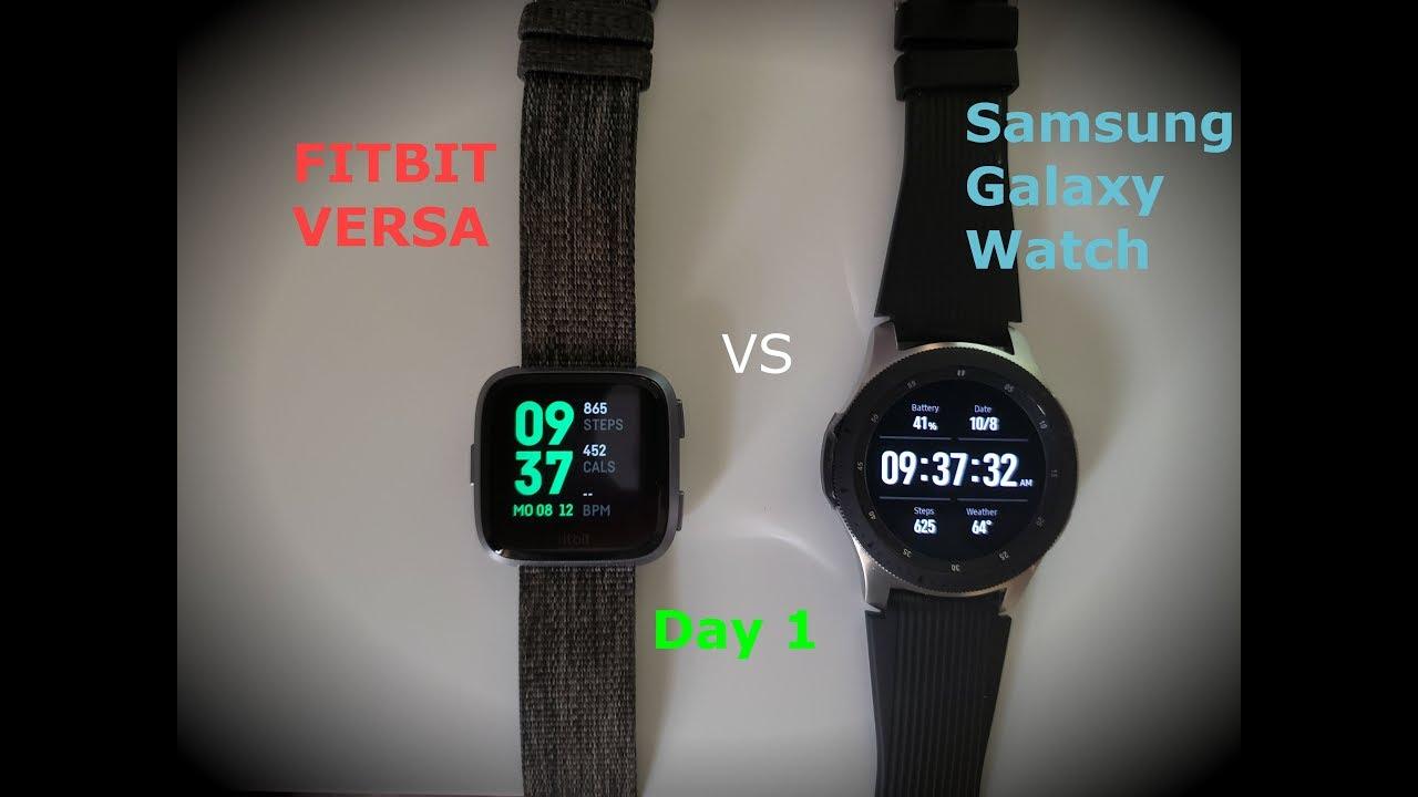 fitbit versa 2 vs samsung galaxy watch active