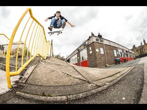 Myles Rushforth x Welcome Skate Store, Edmund
