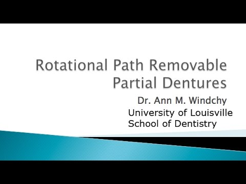 Rotational Path R P D Lecture