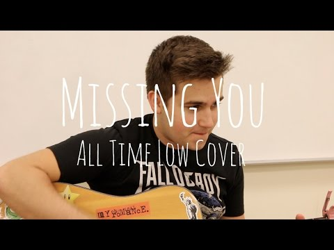 Missing You by All Time Low Cover | Anthony Amorim - Hey guys! This is my cover of Missing You by All Time Low! I hope you guys dig it! :)