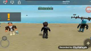 ROBLOX scuba diving at quill lake ep 1