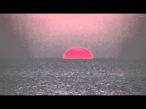 Arabian Sea - Sunset seen from the Serenade of the Seas HD (2013)