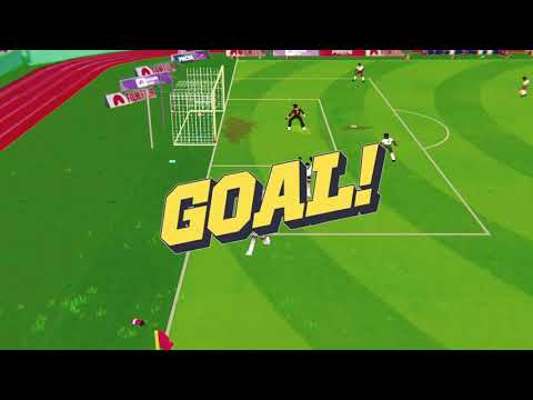 GOLAZO - Soccer League - Gameplay |
