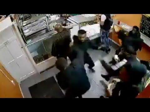 unknown gunman opened fire - 2 дня