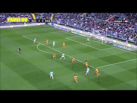 Nordin Amrabat ● Best skills in Málaga HD