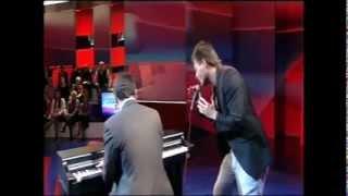 THOMAS GRAZIOSO canta SERE NERE piano e voce