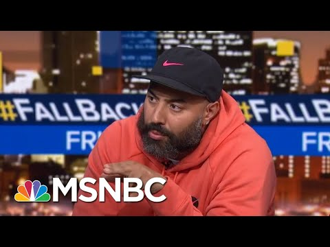 DJ Ebro On The Double Standard For Black Protest In The Trump Era | The Beat With Ari Melber | MSNBC