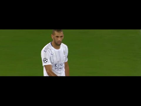 Islam Slimani debut vs Club Brugge 14/9/2016 - كل ما فعله إسلام سليماني ضد كلوب بروج