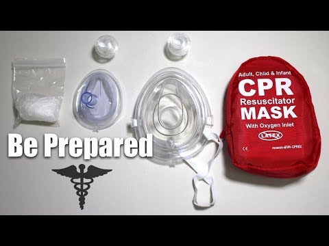 CPR Mask Kit Review