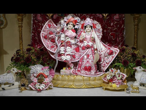 ISKCON SanDiego: Mangal Arati on 5/23/2017