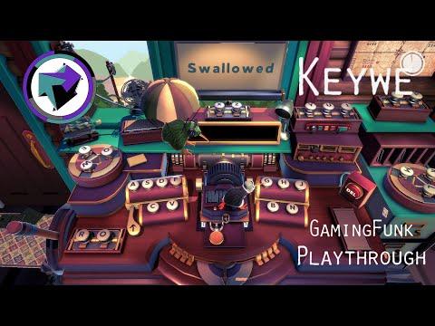 Steam Game Festival Keywe GamingFunk Playthrough  