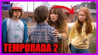 Stranger Things TEMPORADA 2 - Nuevos Personajes - Vuelve Barb? - Fecha de Estreno y Mucho Más - |MM|