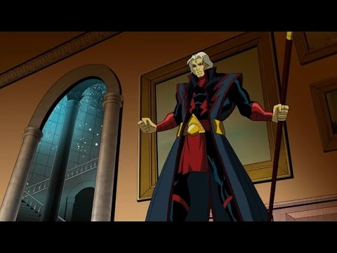 Thumbnail: Adam Warlock scenes (Avengers: Earth's Mightiest Heroes)