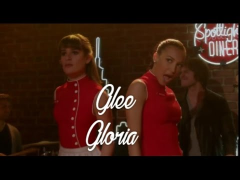 Glee - Gloria (lyrics)