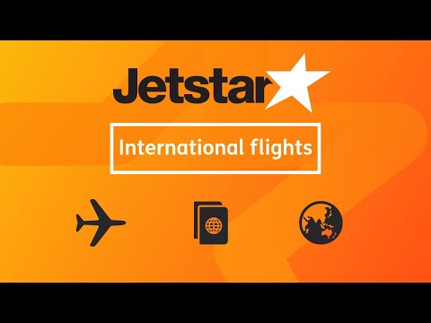 What To Do At The Airport On A Jetstar Australia International Flight