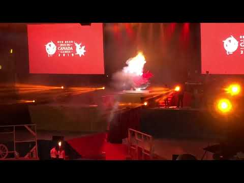 2019 Canada Winter Games Opening Ceremonies highlights Mp3