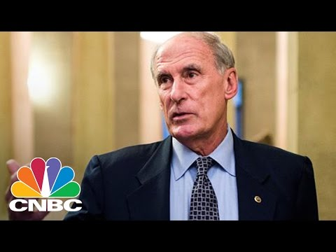Donald Trump Picks Dan Coats For National Intelligence Director | Closing Bell | CNBC