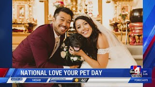 National Love Your Pet Day (5 P.m.)