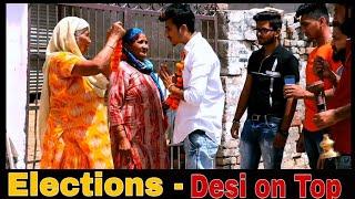Elections In Haryana 2019 || Desi On Top || Gagan Summy