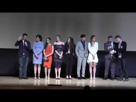 2017 02 04 Kiss and Cry Toronto Premiere Q and A