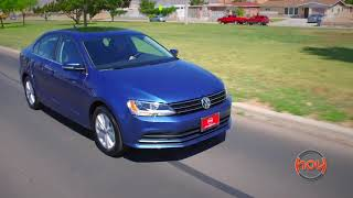 Hoy Volkswagen 2017 Jetta  $12,995 Special January 2018 [HD]