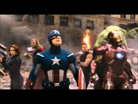 ACDC Highway To Hell(Avengers)
