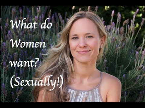 What do girls want sexually #14