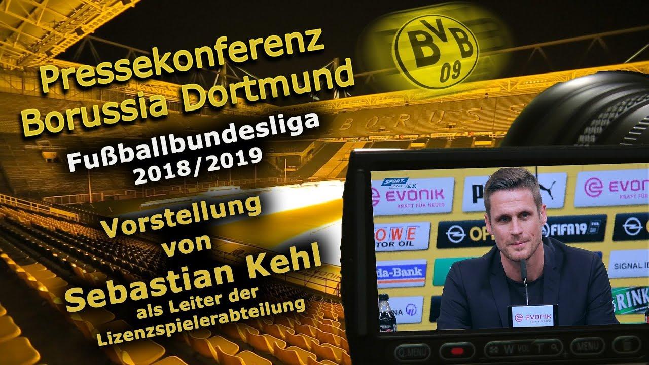 Sebastian Kehl ist in einer neuen Funktion bei Borussia Dortmund