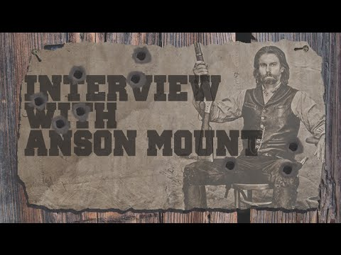 Anson Mount (Hell On Wheels) Interview | AfterBuzz TV's Spotlight On