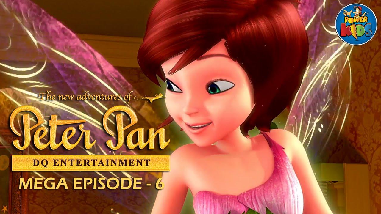 Download Peter Pan ᴴᴰ [Latest Version] - Mega Episode [6] - Animated Cartoon Show