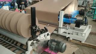 Paper Slitter Rewinder machine / Przewijarko Bobiniarka / бобинорезки/ Máy chia cuộn giấy carton