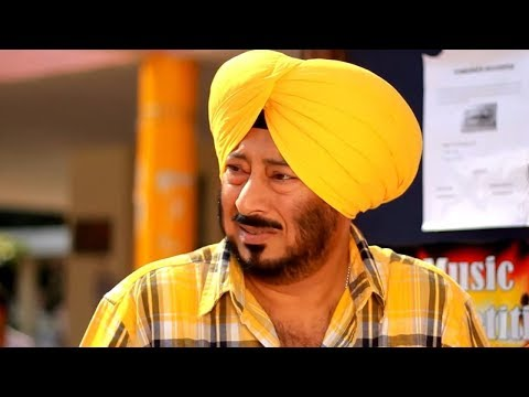 Jaswinder Bhalla New Punjabi Comedy Movie...