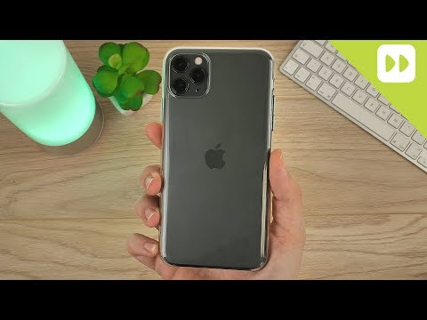 official-apple-iphone-11-pro-/-pro-max-clear-case-review