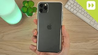 Official Apple iPhone 11 Pro / Pro Max Clear Case Review