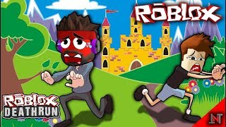 ROBLOX Indonesia #56 ROBLOX DEATHRUN | The obstacles will not win (ft. RendyFizzy)