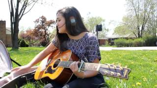 Julia Bracewell- You Are My Sunshine (Civil Wars cover)