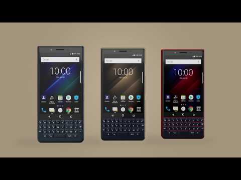 BlackBerry KEY2 LE - An Icon For All
