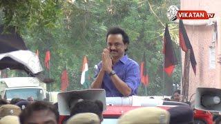 A day with Stalin   Thalaivarudan Oru Naal