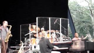Bruce Hornsby NYC Summerstage 05