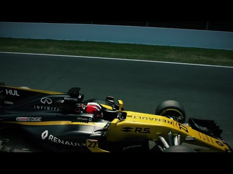 Renault Sport Formula One Team uses data to make rapid changes